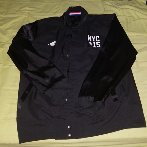 228c43dbcb6 adidas Other - Adidas 2015 Nba All Star Warm up jacket